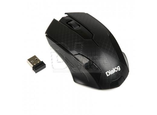 Мышь Dialog Pointer MROP-07U черная