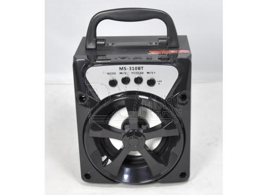 Music Box MS-310ВТ портативная акустика