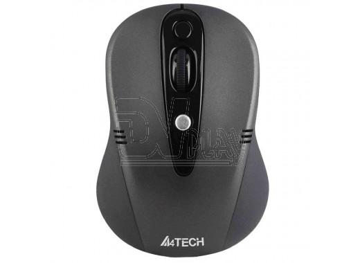 Мышь беспроводная A4Tech G9-370FX-1 черная
