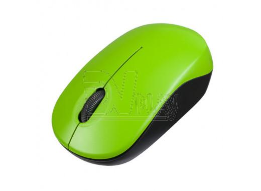 Мышь беспроводная Perfeo Sky зеленая