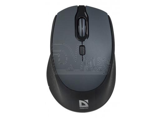 Мышь Defender MB-795 Genesis черная