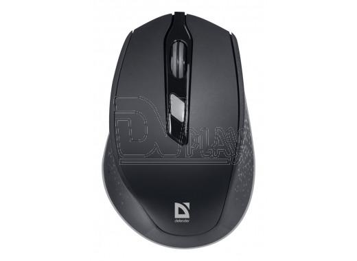 Мышь Defender MM-785 Genesis черная