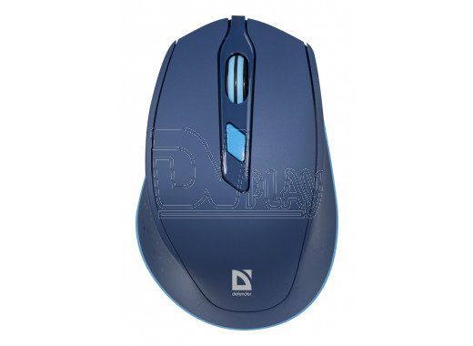 Мышь Defender MM-785 Genesis синяя
