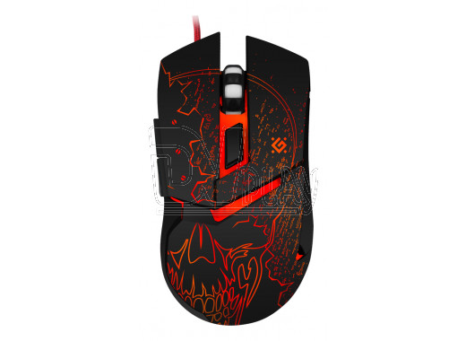Мышь игровая Defender Alfa GM-703L с подсветкой