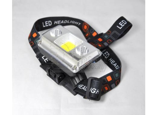 Налобный фонарь аккумуляторный H-T555