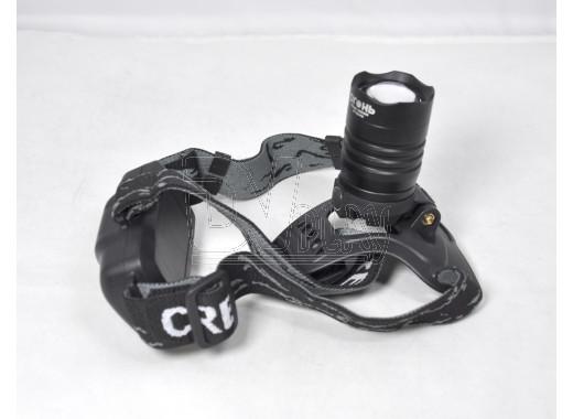 Налобный фонарь аккумуляторный HT-720-P50