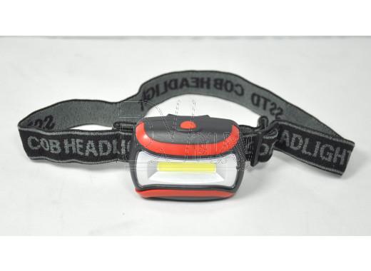 Налобный фонарь на батарейке CH-2016