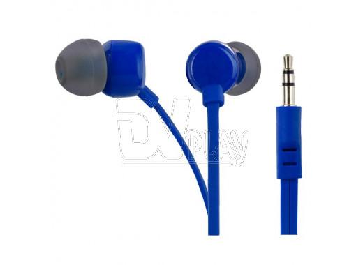 Наушники Perfeo Hint темно-синие