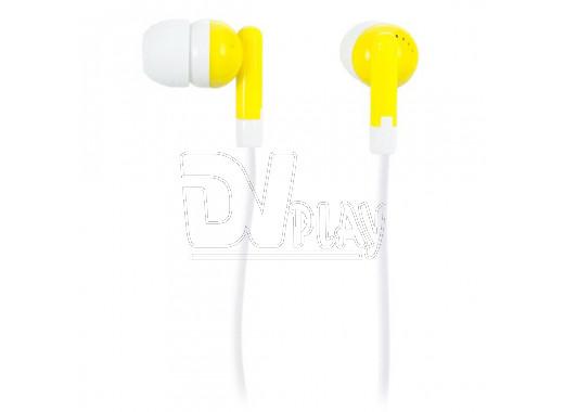 Наушники Perfeo PF-NNM-YLW желтые