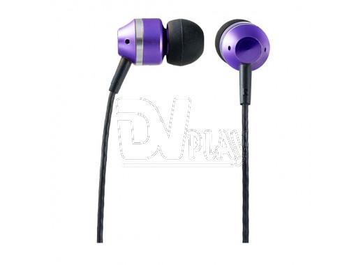 Наушники Perfeo Tangle фиолетовые