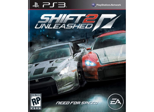 Need for Speed: Shift 2 Unleashed (русские версия) (PS3)