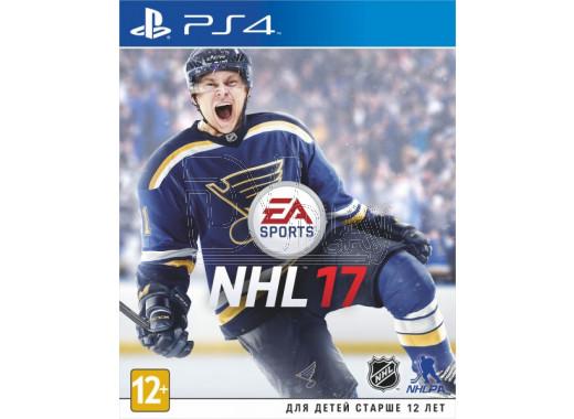 NHL 17 (русские субтитры) (PS4)