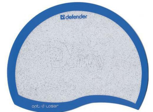 Коврик пластиковый Ergo opti-laser синий