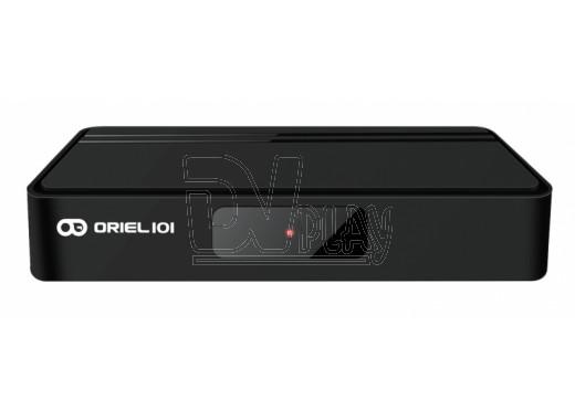 Oriel 101 ресивер DVB-T2