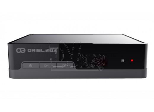 Oriel 203 ресивер DVB-T2