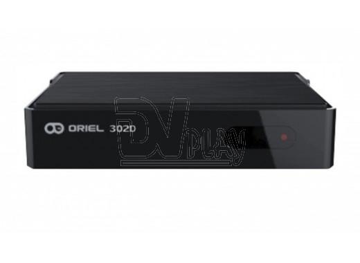 Oriel 302D ресивер DVB-T2