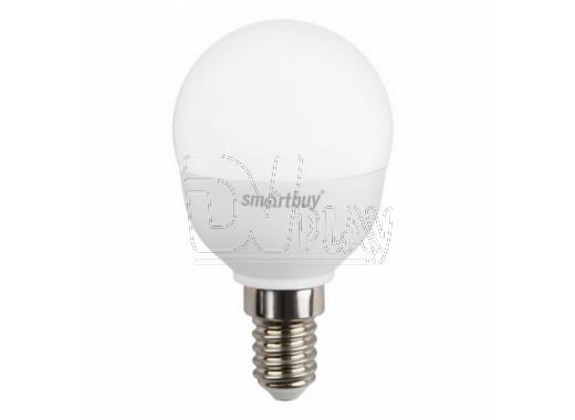 Светодиодная Лампа Smartbuy P45 Е14 5Вт белый свет