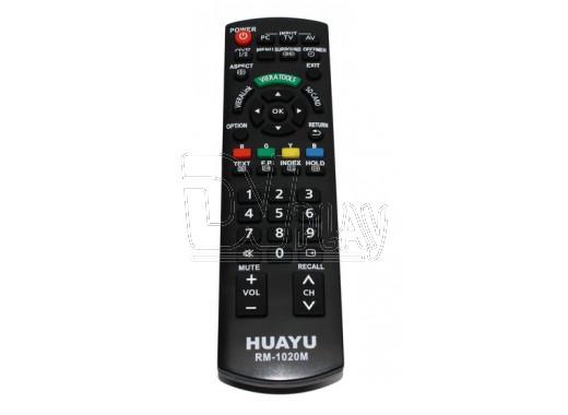 Пульт Д/У HUAYU для Panasonic RM-1020M универсальный