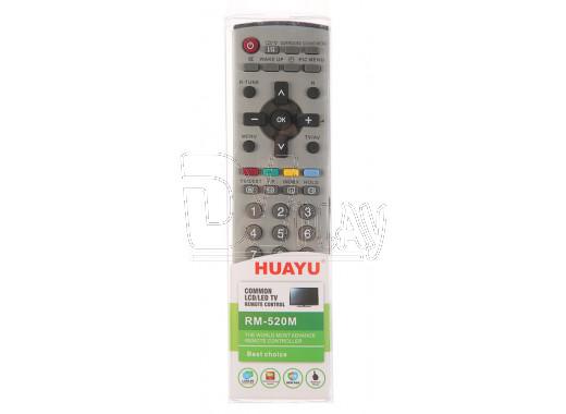 Пульт Д/У HUAYU для Panasonic RM-520M универсальный