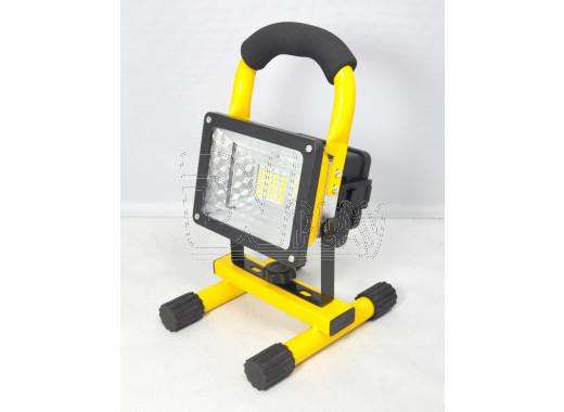 Переносной светодиодный фонарь W804