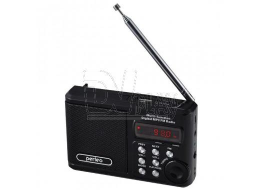 Радиоприемник Perfeo Sound Ranger черный