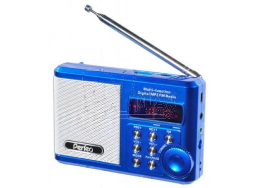Радиоприемник Perfeo Sound Ranger синий