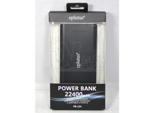 Power bank EPLUTUS PB-224 (22 400 mAh)