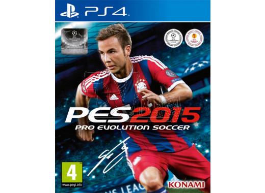 Pro Evolution Soccer 2015 (русские субтитры) (PS4)