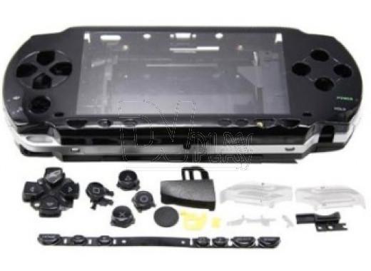 КОРПУС c АККУМУЛЯТОРОМ оригинальный для PSP модель E1000