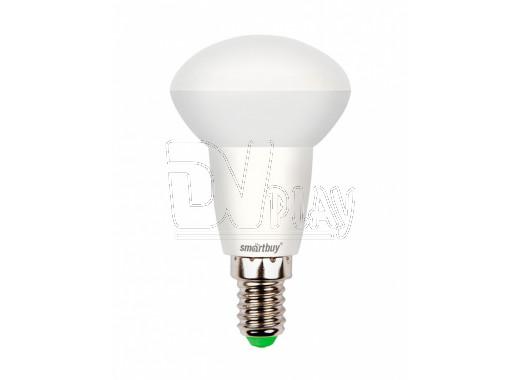 Светодиодная Лампа Smartbuy R50 (Е14, 6Вт, белый свет)