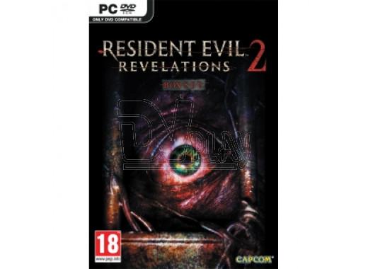 Resident Evil: Revelations 2 (русские субтитры) (PC)