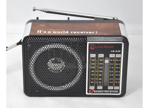Радиоприемник LUXEBASS A48