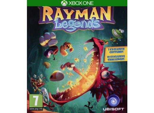 Rayman Legends (русская версия) (XBOX One)