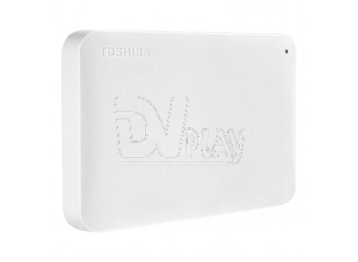 Внешний диск 3 TB Toshiba Stor.e Canvio Ready USB 3.0 белый