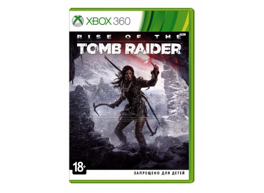 Rise of the Tomb Raider (русская версия) (XBOX 360)
