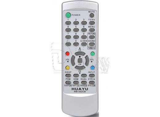 Пульт Д/У HUAYU для LG RM-002CB универсальный