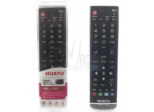 Пульт Д/У HUAYU для LG RM-L1162 + Smart