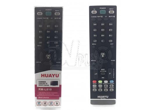 Пульт Д/У HUAYU для LG RM-L810 универсальный