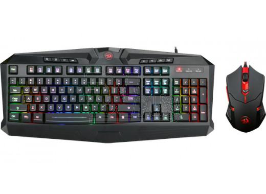 Комплект Redragon S101-1 (клавиатура + мышь)