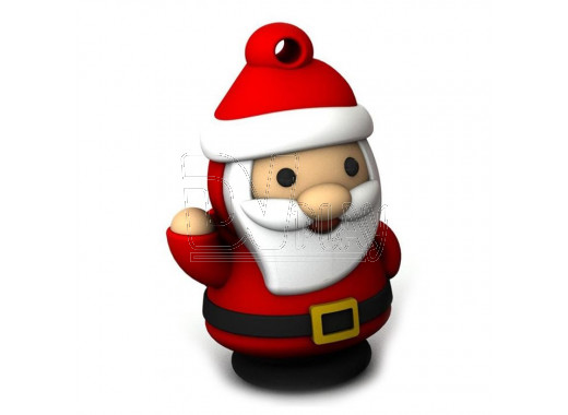 USB Flash 8Gb Smart Buy NY series Santa-S