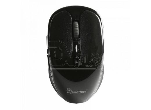 Мышь беспроводная Smartbuy 502AG беззвучная черная