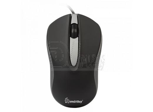 Мышь Smartbuy 329 USB черно-серая