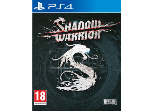 Shadow Warrior (русские субтитры) (PS4)