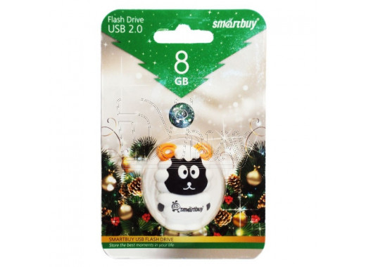 USB Flash 8Gb Smart Buy Wild Series Sheep