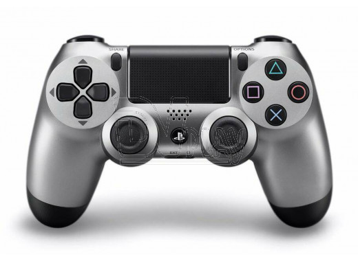 Джойстик DualShock 4 серебряный