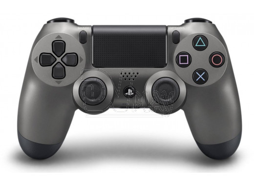 Джойстик DualShock 4 steel black