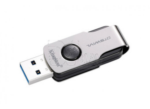 USB Flash 16Gb Kingston DataTraveler Swivl металл 3.0