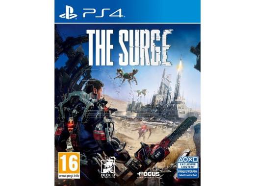 Surge (русские субтитры) (PS4)
