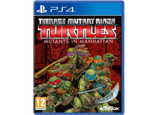 Teenage Mutant Ninja Turtles Mutant in Manhattan (PS4)