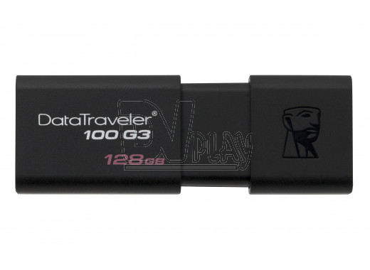 USB Flash 128Gb Kingston Data Traveler DT100-G3 3.0